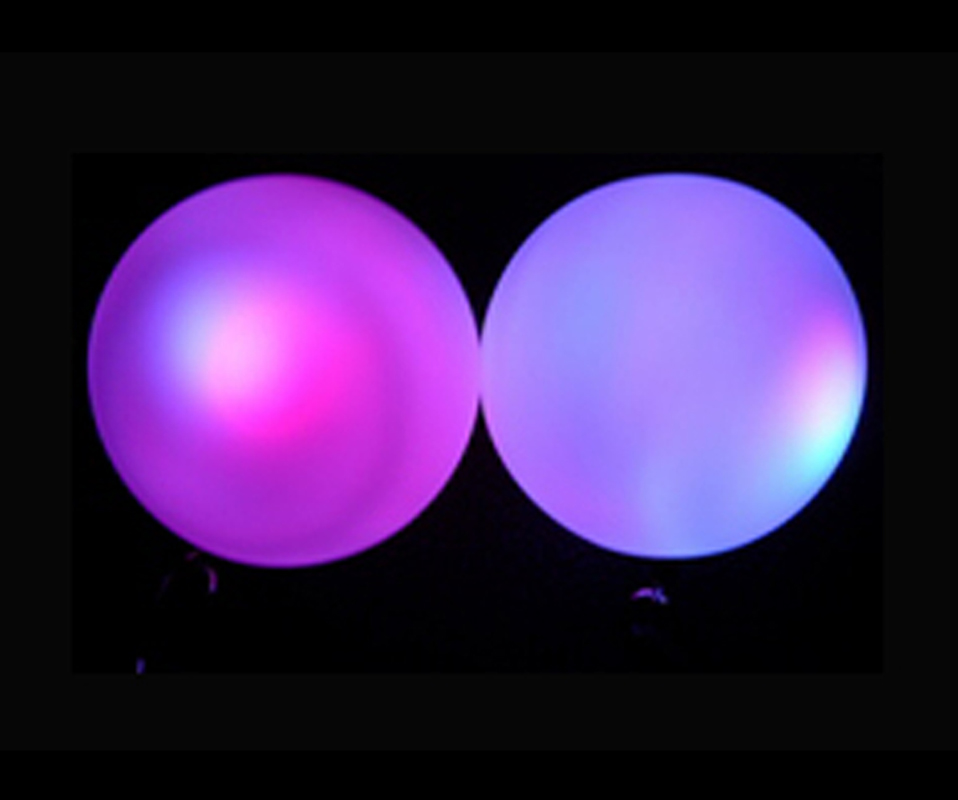 Glow Poi with Fade LED Lights & Glow Poi Pro Sets 7 Color Changer Fade and Strobe | Glow Sport u0026 Toy azcodes.com